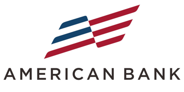 American Bank Logo. Click to return to the American Bank homepage
